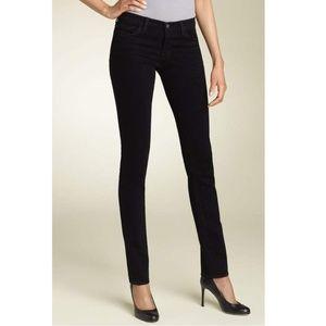 J. Brand Pencil Leg Jeans Jett Black